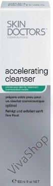 Skin Doctors Accelerating Cleanser Крем для глубокого очищения кожи лица, шеи и зоны декольте 100 мл Skin Doctors