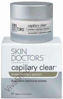 Skin Doctors Capillary Clear Многофункциональный крем для лица от поврежденных капилляров 50 мл Skin Doctors