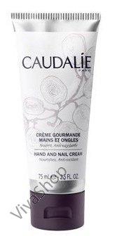 Caudalie Hand and Nail Cream Изысканный крем для рук и ногтей 75 мл Caudalie
