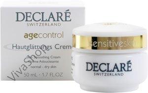Declare Age Control Skin Smoothing Cream Сглаживающий успокаивающий крем для лица 50 мл Declare