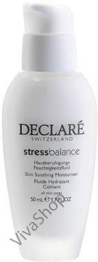 Declare Stress Balance Skin Smoothing Moisturiser Увлажняющая эмульсия для лица для чувствительной раздраженной кожи 50 мл Declare