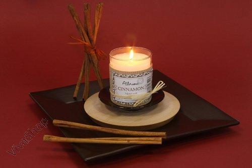 Attirance Ароматическая свеча в стакане Корица Attirance
