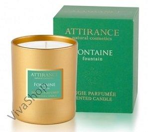 Attirance Ароматическая свеча в стакане Фонтан Attirance