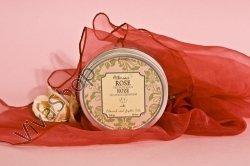 Attirance Скраб для тела с ароматом Розы на солевой базе с маслом манго, миндаля и жожоба 300 гр Attirance