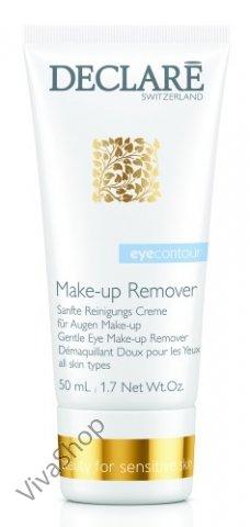 Declare Eye Contor Make-up Remover Мягкий демакияж для кожи вокруг глаз 50 мл Declare