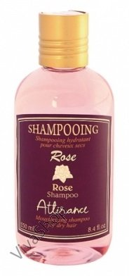 Attirance Шампунь увлажняющий Роза для сухих волос 250 мл Attirance