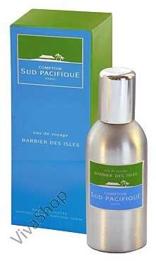 Comptoir Sud Pacifique Barbier des Isles Островной цирюльник edt 100 ml Comptoir Sud Pacifique