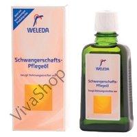Weleda Schwangerschafts-Pflegeol Масло для профилактики растяжек 100 мл Weleda