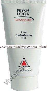 Fresh Look Remedies Aloe Barbadensis Gel Многофункциональный гель с барбадосским алоэ для проблемной кожи лица 150 мл Fresh Look