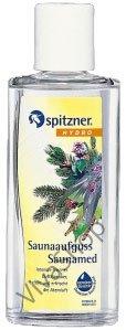 Spitzner Концентрат для сауны Саунамед целительный аромат с эфирными маслами камфоры, ментола, эвкалипта, сосны и шишек 190 мл Spitzner