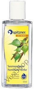 Spitzner Концентрат для сауны Северная береза пряно-древесный аромат с эфирными маслами горной сосны, эвкалипта и камфоры 190 мл Spitzner