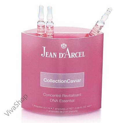 Jean d`Arcel Collection Caviar Восстанавливающий концентрат с экстрактом красной икры 7х2 мл Jean d`Arcel