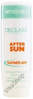 Declare AfterSun SunSetcare Smoothing & Moisturizing Body Lotion Увлажняющий успокаивающий лосьон после загара 200 ml Declare