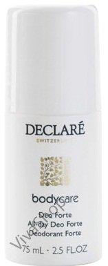 Declare Body Care Deo Forte Роликовый дезодорант-антиперспирант длительная защита 75 мл Declare
