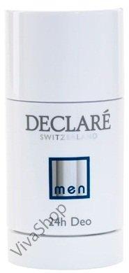 Declare for Men 24 Deo Дезодорант 24-часа для мужчин 75 мл Declare