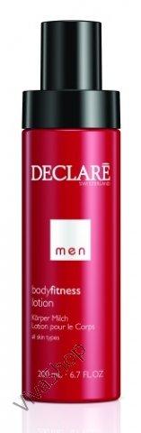 Declare for Men Body Fitness Lotion Лосьон для тела с пантенолом для мужчин 200 мл Declare