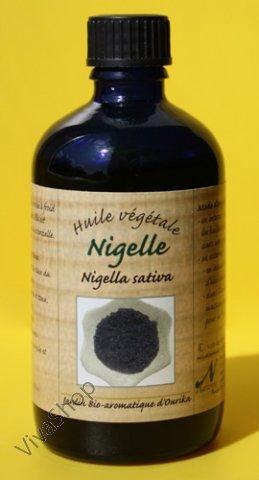 Nectarome Nigelle Масло Нигелле (калинжди, черного тмина) холодного прессования 100 мл Nectarome (Нектаромэ)