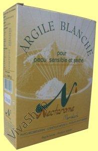 Nectarome Белая глина Маска для лица для чувствительной и сухой кожи 300 г Nectarome (Нектаромэ)