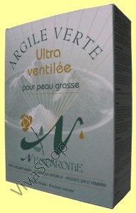 Nectarome Зеленая глина из Марокко Маска для лица для жирной и нормальной кожи 300 г Nectarome (Нектаромэ)