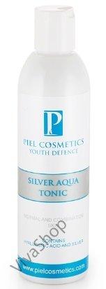 Piel Gialur Silver Aqua Тоник гиалуроновая кислота + серебро для нормальной и комбинированной кожи 250 мл Piel Cosmetics