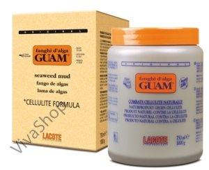 """GUAM Fanghi d`Alga ГУАМ Антицеллюлитная маска из морских водорослей """"горячая формула"""" 1000 g GUAM"""