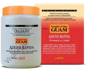 """GUAM Fanghi d`Alga Azione Rapida ГУАМ Антицеллюлитная маска из морских водорослей """"ускоренная формула"""" 1000 g GUAM"""