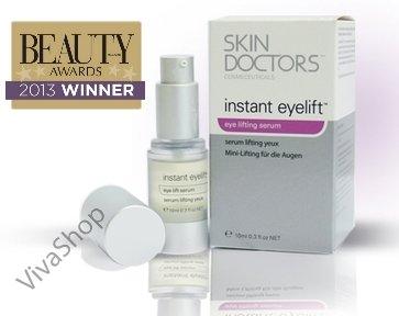 Skin Doctors Instant Eyelift Сыворотка моментального действия для кожи вокруг глаз с лифтинг эффектом 10 мл Skin Doctors