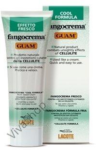 GUAM Fangocrema Fresco ГУАМ Фанго крем тонизирующий для тела против целлюлита 250 мл GUAM