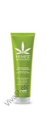 Hempz Hydro-Balanced Facial Moisturiser Увлажняющий крем для лица c маслом и экстрактом семян конопли 65 ml Hempz