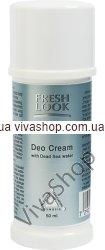 Fresh Look Deo Cream Дезодорант на основе минералов Мертвого моря с эффектом антиперспиранта крем 50 мл Fresh Look