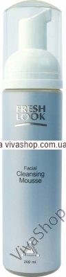 Fresh Look Fasial Cleansing Mousse Очищающий мусс для лица 200 мл Fresh Look
