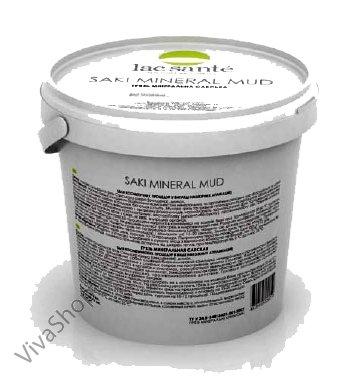 Lac Sante Body Mineral mud Лак Сант Грязь минеральная Сакская илово-сульфидная (очищенная) 850 гр Lac Sante (Лак Санте)