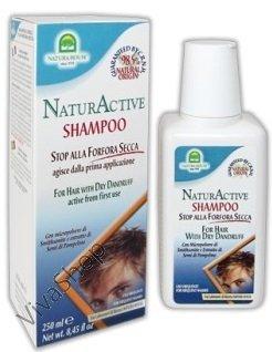 Natura House НатурАктив шампунь для волос от сухой перхоти 250 мл Natura House