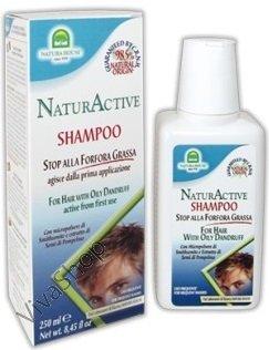 Natura House НатурАктив шампунь для волос от жирной перхоти 250 мл Natura House
