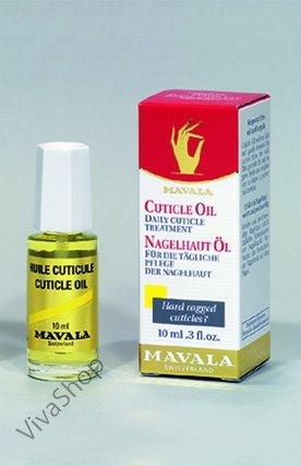 Mavala Cuticle Oil Питательное масло для кутикулы 10 мл Mavala