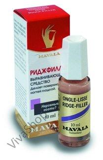 Mavala Ridgefiller Средство для выравнивания ногтей Риджфиллер 10 ml Mavala