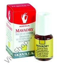 Mavala MavaDry Средство для быстрого высыхания лака Мавадрай 10 мл Mavala