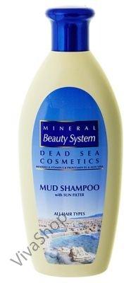 Mineral Beauty System Грязевой шампунь для всех типов волос 300 мл Mineral Beauty System (Минерал Бьюти)