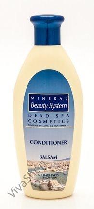 Mineral Beauty System Кондиционер-бальзам для всех типов волос 300 мл Mineral Beauty System (Минерал Бьюти)