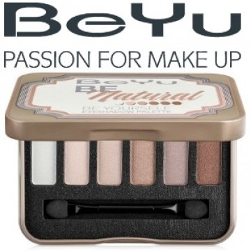 СКИДКА -40% на BeYu Be Yourself Eyeshadow Palette Палетка теней