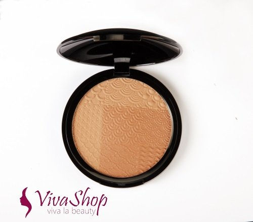Nouba Earth Powder Duo Compact Пудра двойная бронза 15г